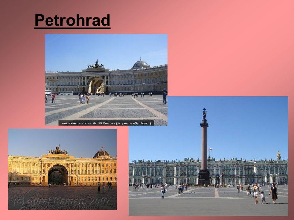 Petrodvorce – letní sídlo