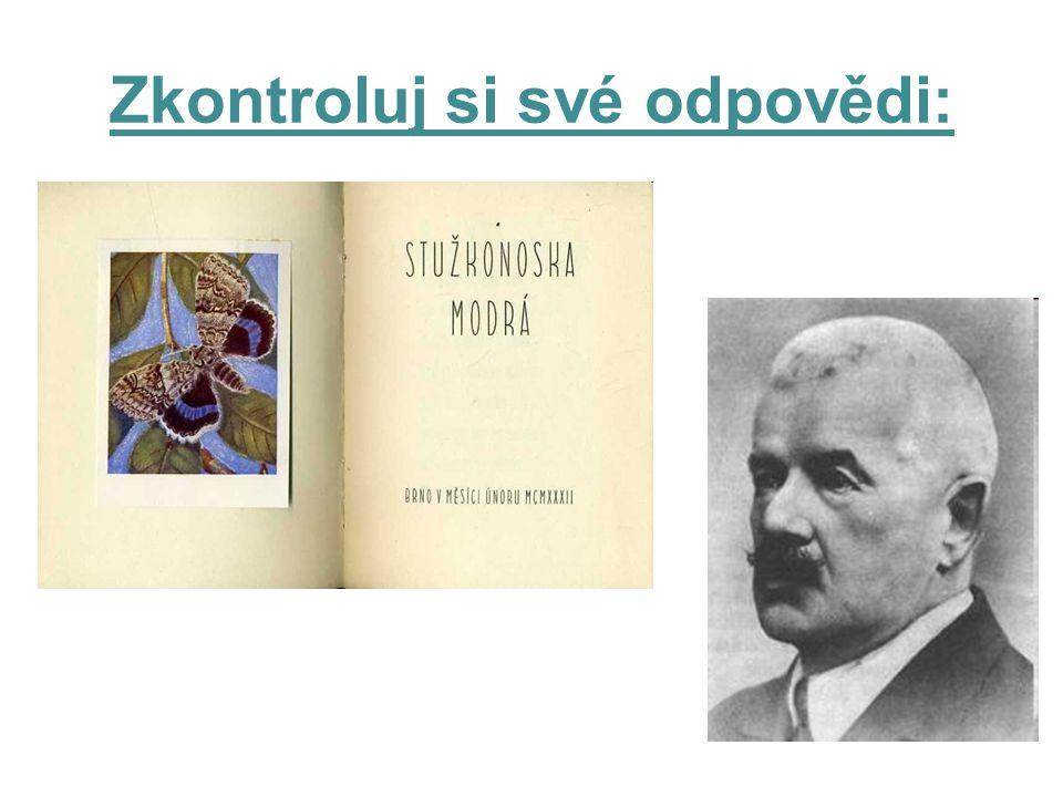 Metodické poznámky str.1 – 2 úvodní strany, povinné údaje str.