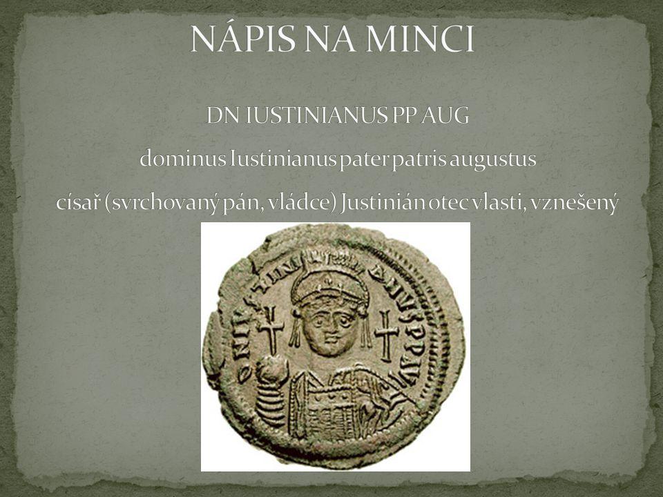 chudá rodina zemědělců - bulharští Slované synovec císaře Justina - původně velitel palácové gardy (příklad tzv.