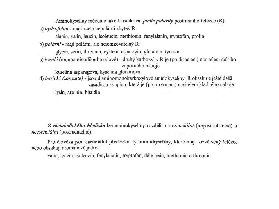 Převzato z učebnice: D.L. Nelson, M. M. Cox: Lehninger Principle of Biochemistry.