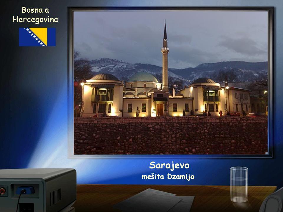 Bosna a Hercegovina Sarajevo Akademie výtvarných umění