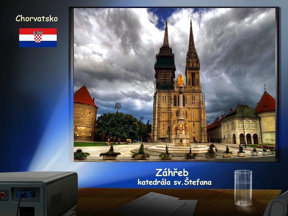 Česká republika Praha stověžatá