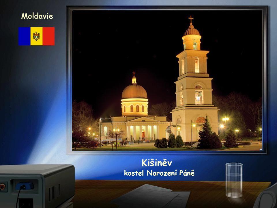 Skopje pevnost Skopsko Kale Makedonie