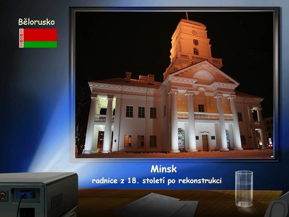 Chorvatsko Záhřeb podloubí Mirogoj