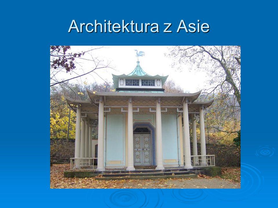 Architektura z Asie