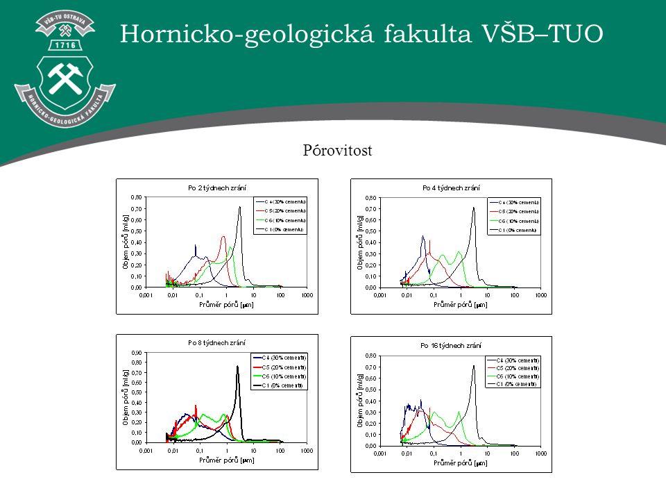 Hornicko-geologická fakulta VŠB–TUO P ó rovitost