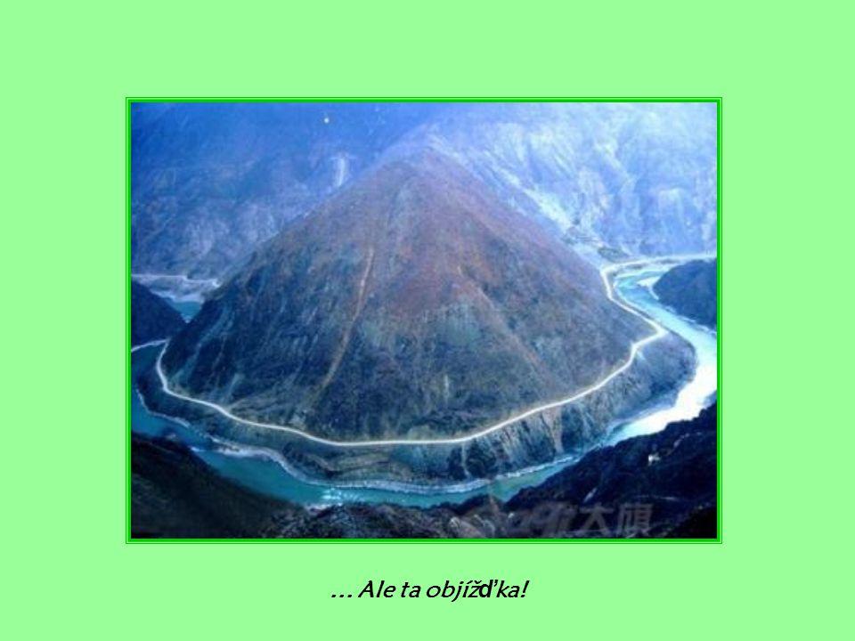 Hora je od m ě sta pouhých 11 km