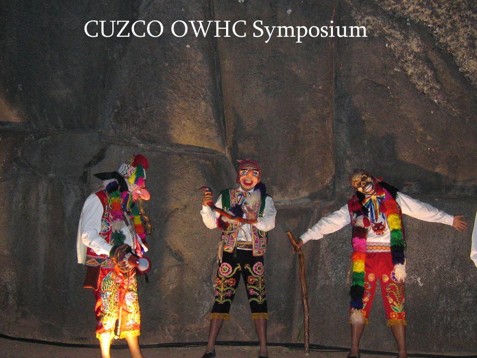 PICTURE ¬ Konference SHS ČMS – 20.října 2005 Tomáš Drdácký, ITAM CUZCO OWHC Symposium