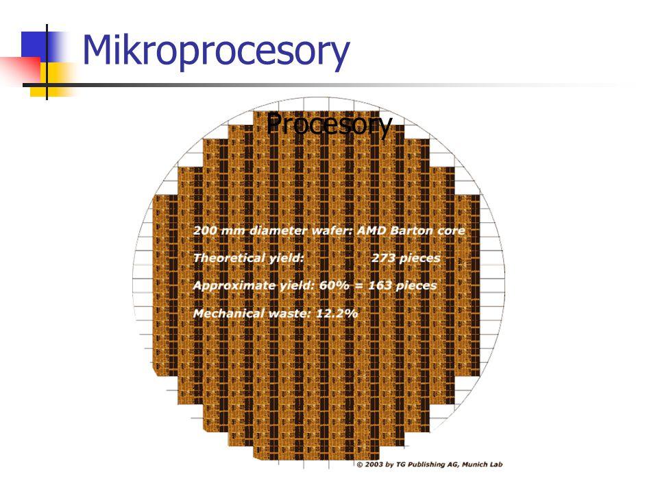 Mikroprocesory Procesory