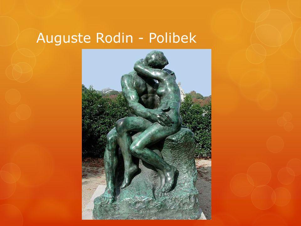 Auguste Rodin - Polibek