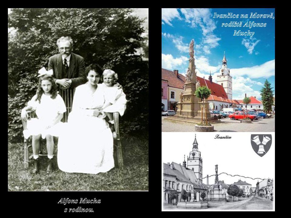 Narodil se 24.7. 1860 na Moravě v městě Ivančice.