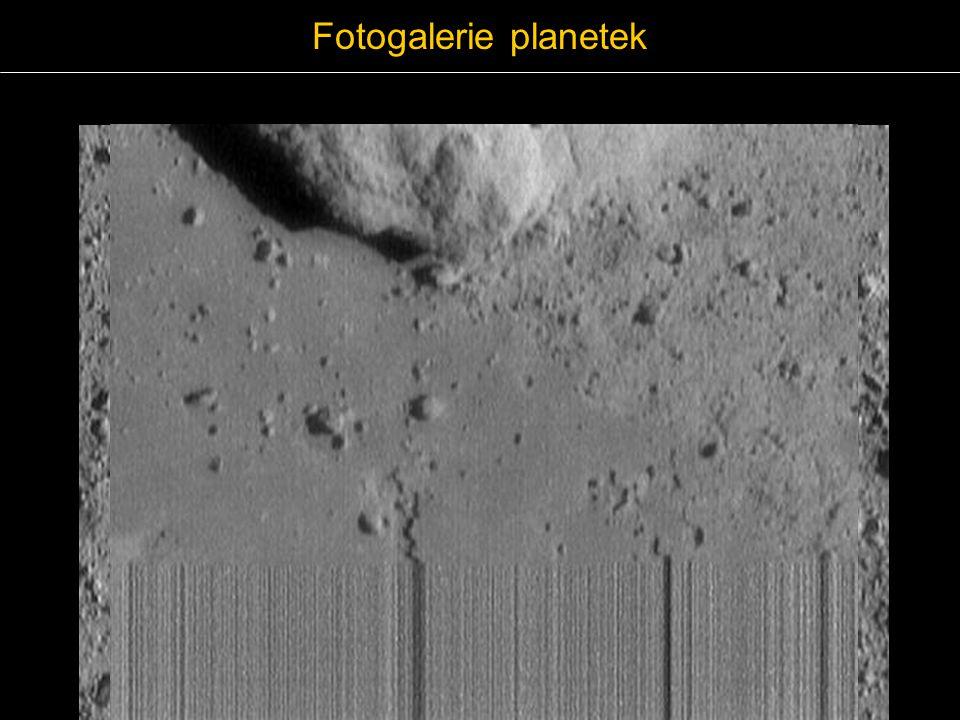 Fotogalerie planetek