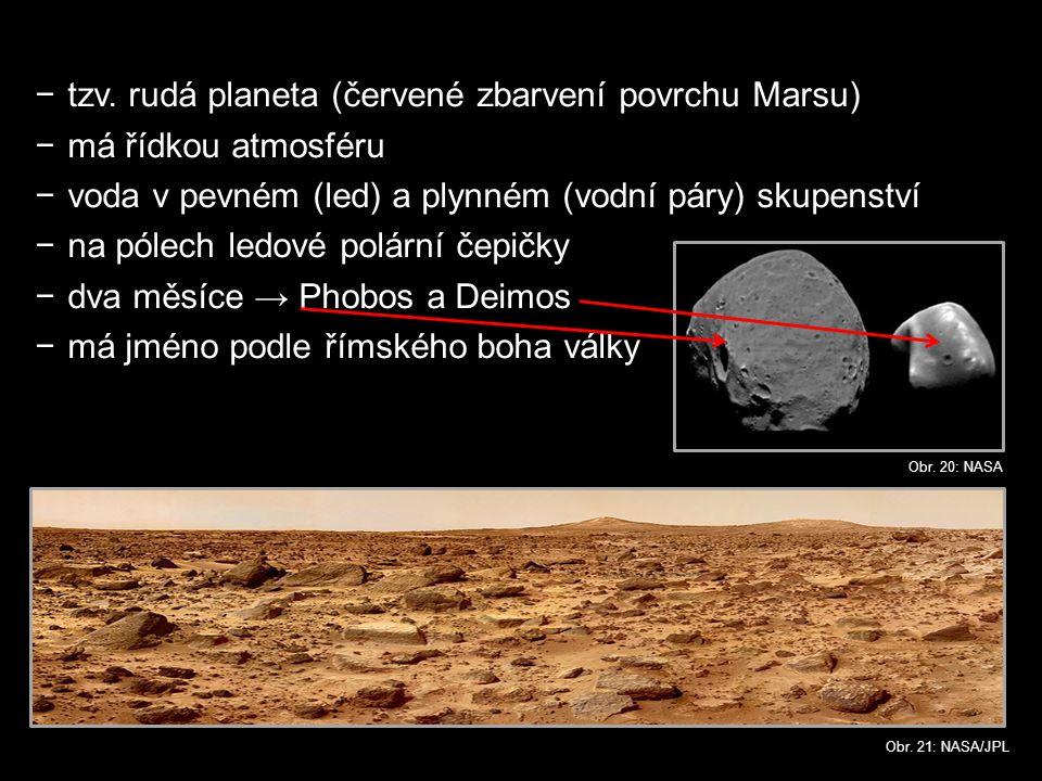 Obr.21: NASA/JPL −tzv.