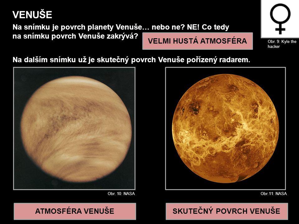 VENUŠE Na snímku je povrch planety Venuše… nebo ne.