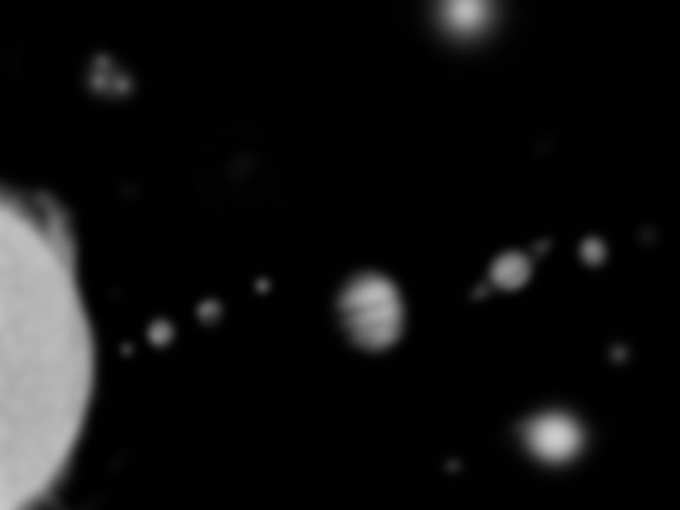 Pátá planeta od Slunce a největší planeta v Sluneční soustavě.