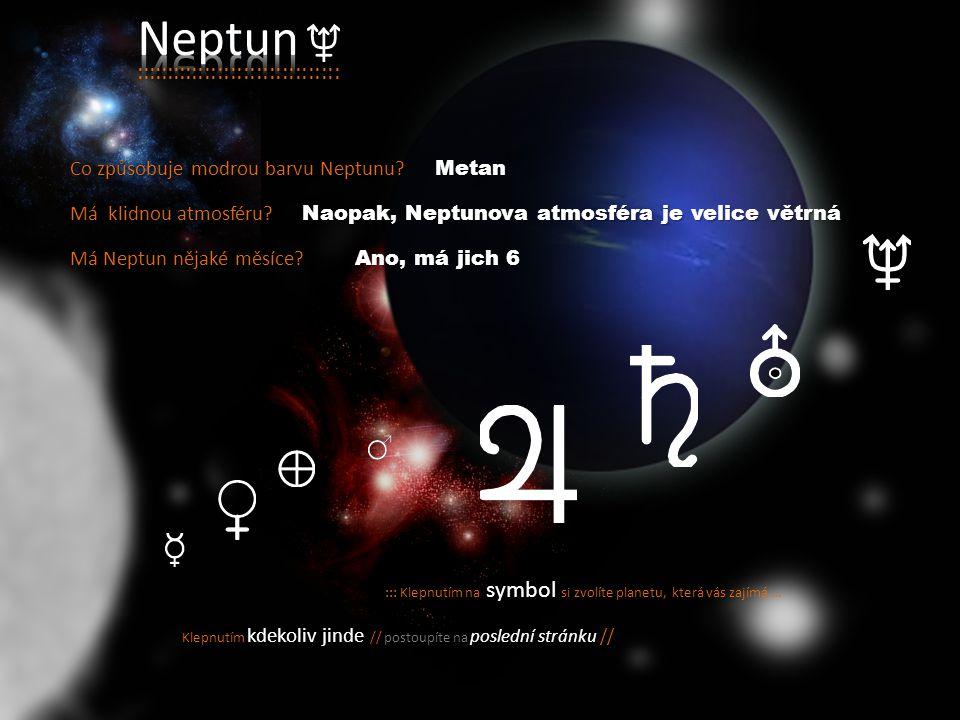 Větrná planeta. Větrná planeta. Planeta Neptun byla objevena 23. září 1846 astronomem Johannem Gottfridem Gallem a studentem astronomie Louisem d'Arre