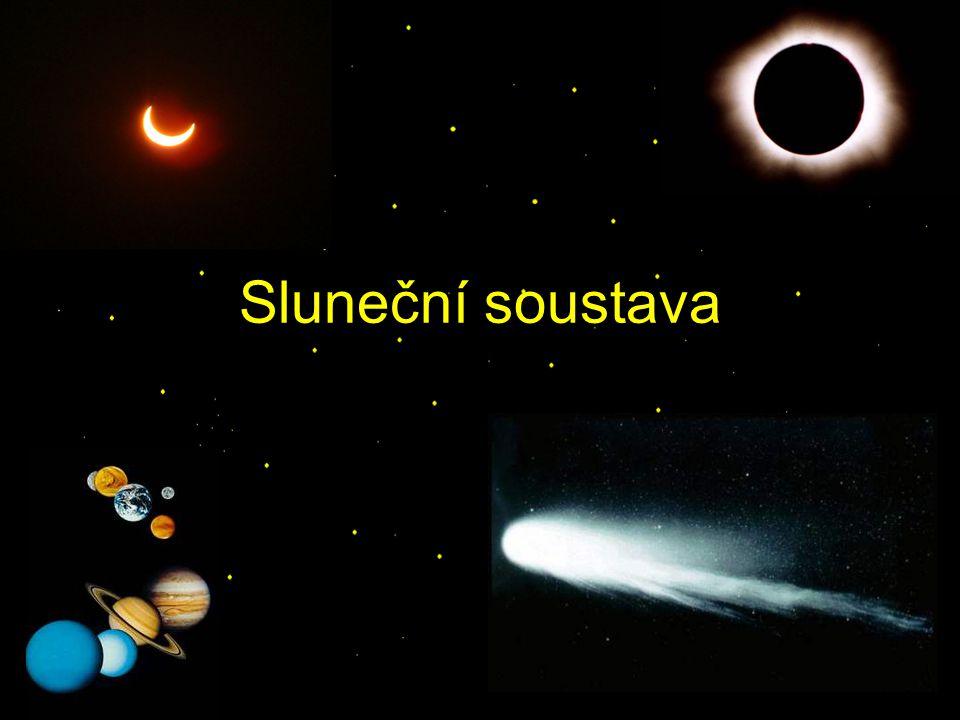 Slunce Slunce vzniklo asi před 4,6 miliardami let a bude svítit ještě přibližně 7 miliard let.