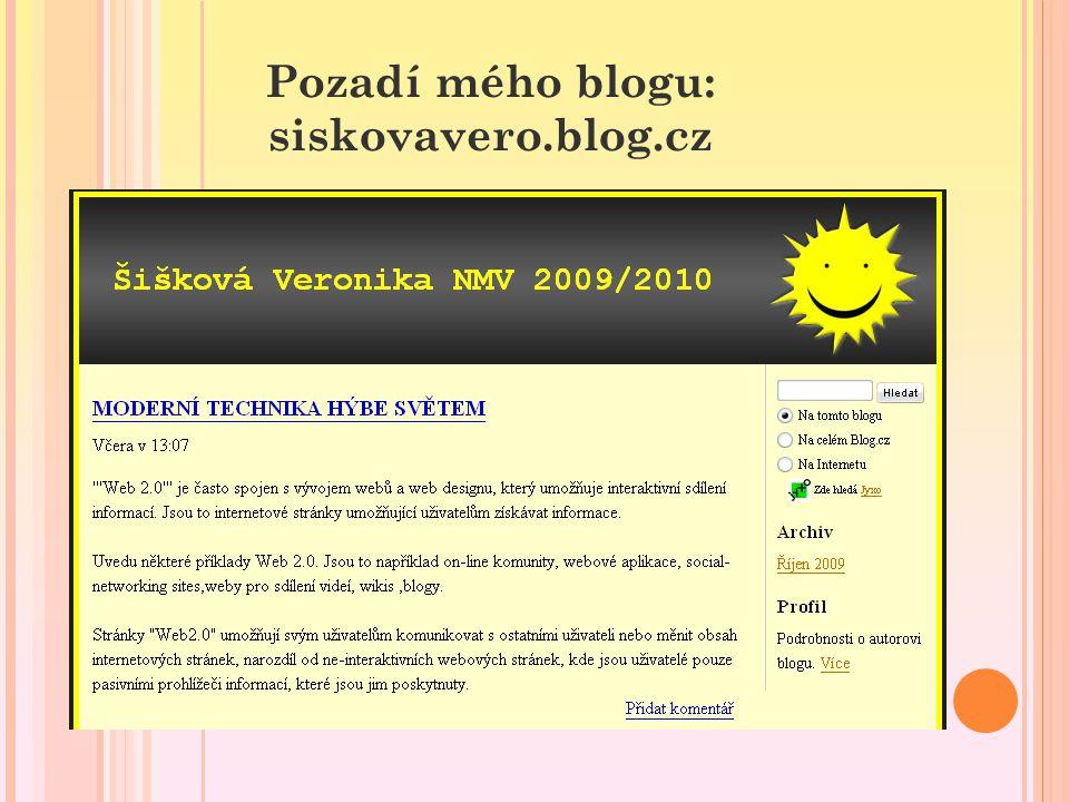 WEB 2.0 Web 2.0 umožňuje interaktivní sdílení informací.
