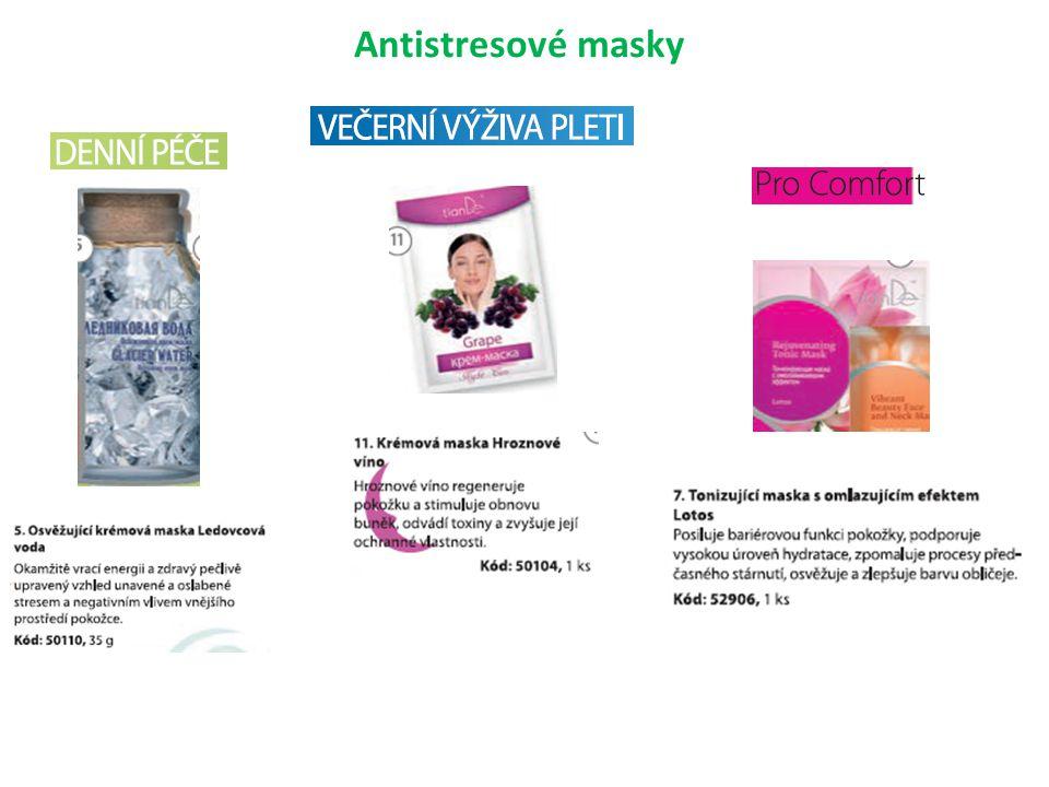 Antistresové masky