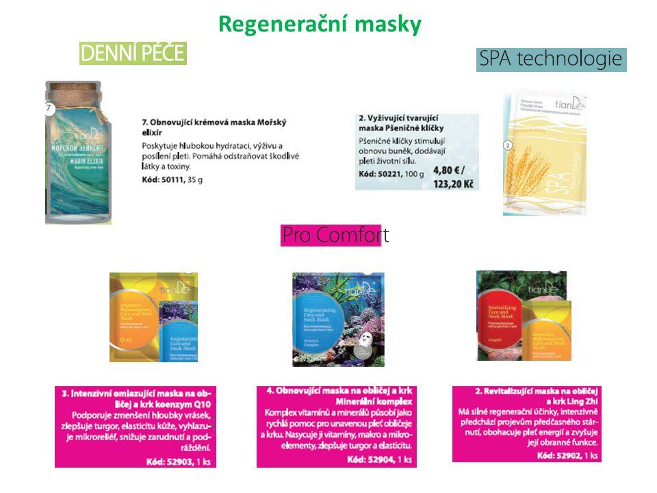 Imunomodulační masky