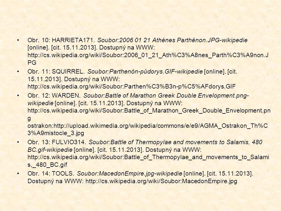 Obr.10: HARRIETA171. Soubor:2006 01 21 Athènes Parthénon.JPG-wikipedie [online].