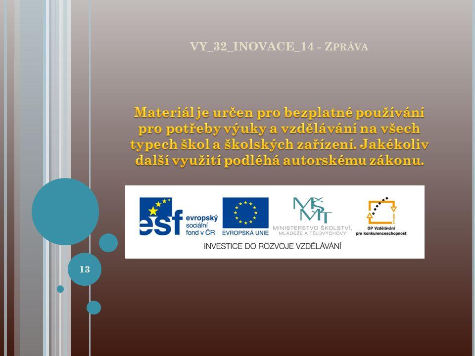 VY_32_INOVACE_14 - Z PRÁVA 13