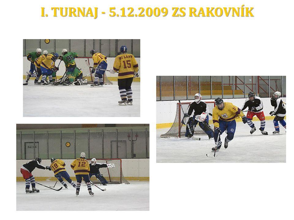 I. TURNAJ - 5.12.2009 ZS RAKOVNÍK