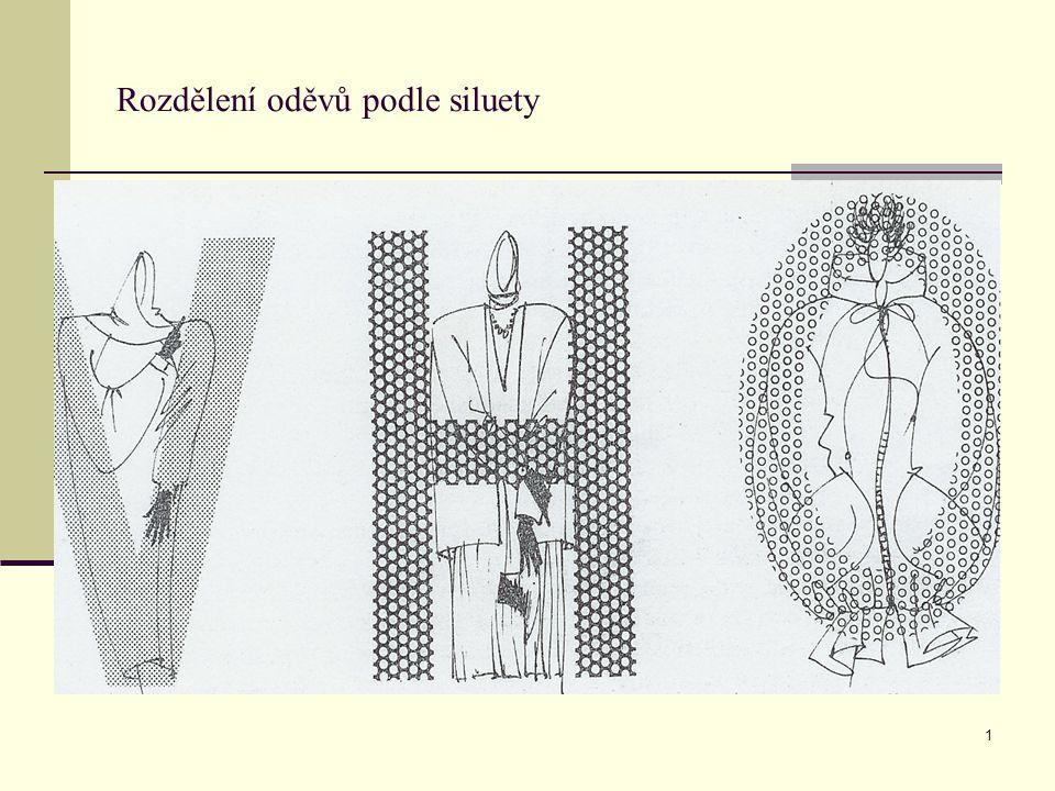 22 Přiložení podšívkového ZD látkovému ZD, kontrola a sestřižení Složit zpracované látkové a podšívkové zadní díly, sestřihnout Naznačit délku prostřižení rozparku v podšívce, podle látkového rozparku