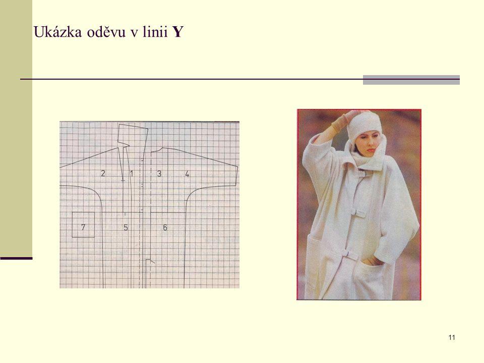 11 Ukázka oděvu v linii Y