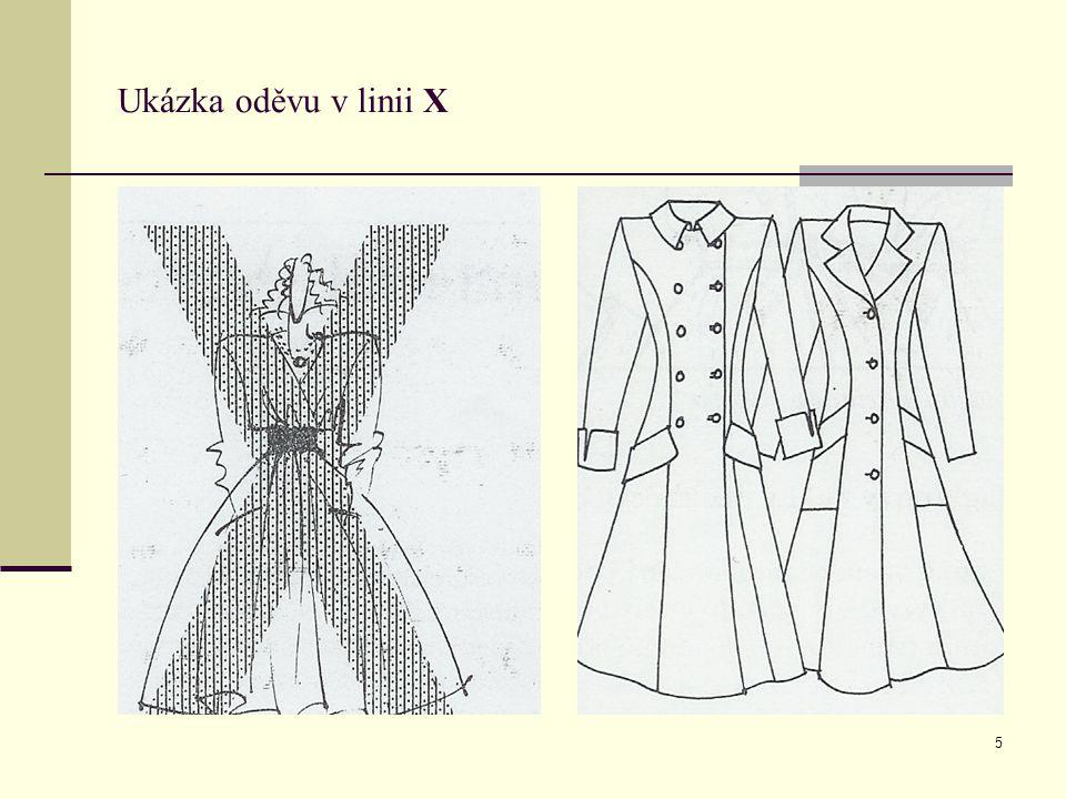 36 Různé varianty zpracování základního střihu dámského pláště kardigánového typu