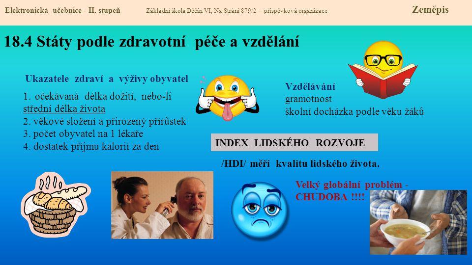 18.5 Procvičování a příklady Elektronická učebnice - II.