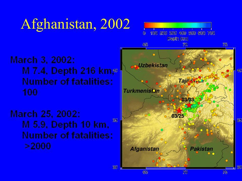 Afghanistan, 2002
