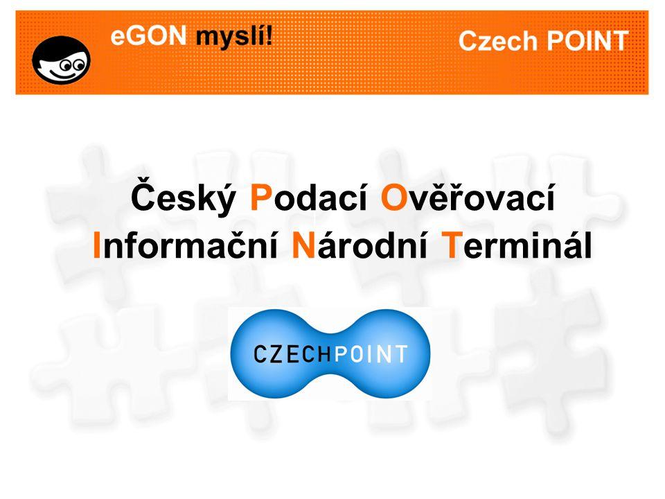 Český Podací Ověřovací Informační Národní Terminál