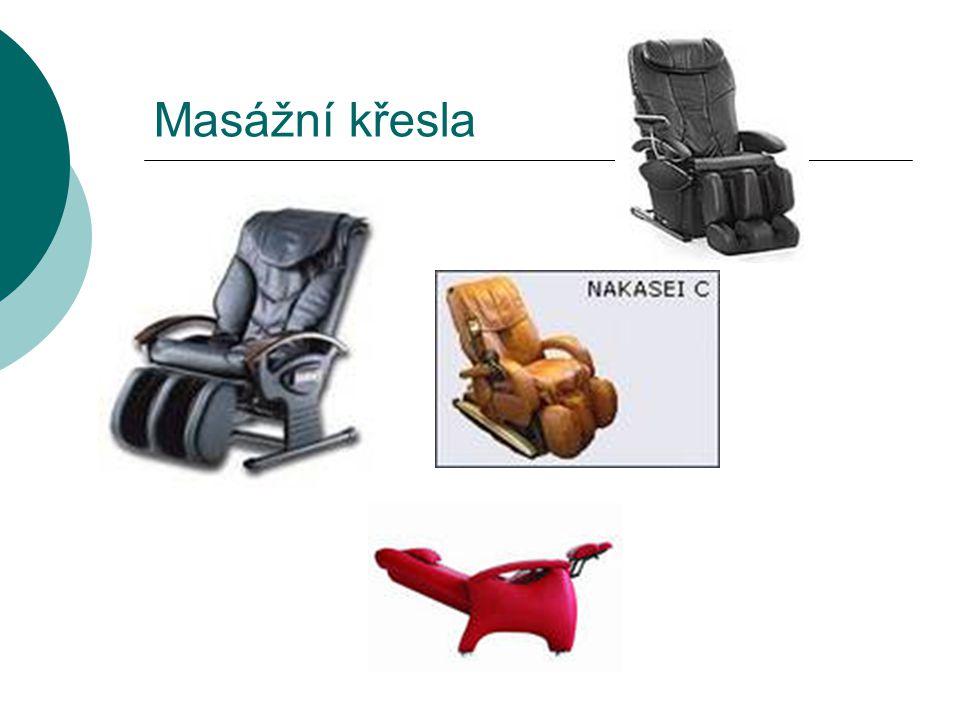 Masážní křesla