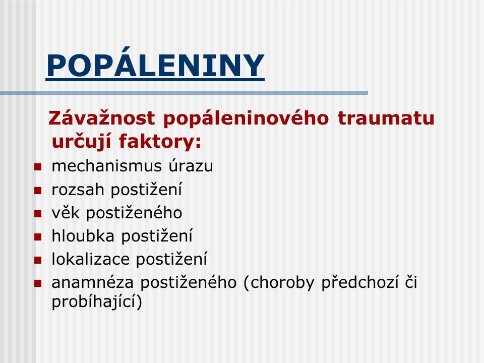 PORANĚNÍ HRUDNÍKU Záklopkový (ventilový) pneumotorax Bezprostředně ohrožuje život postiženého, jedná se o jednostrannou komunikaci zevního prostředí s pohrudniční dutinou.