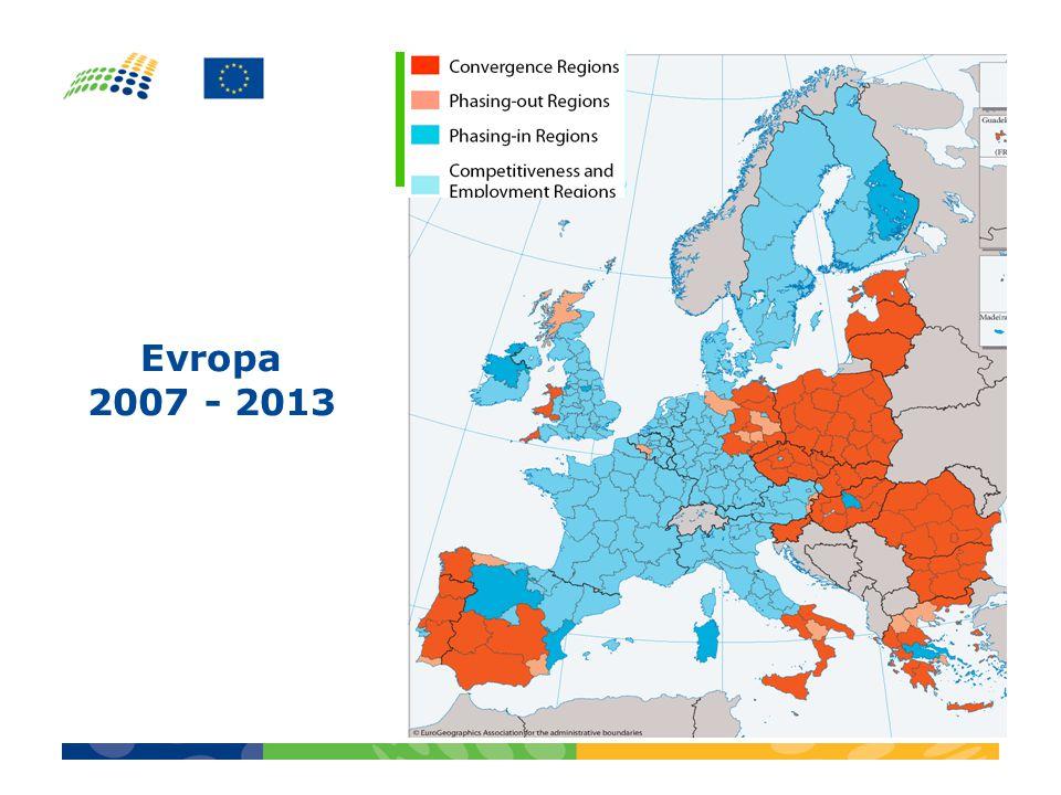 Evropa 2007 - 2013