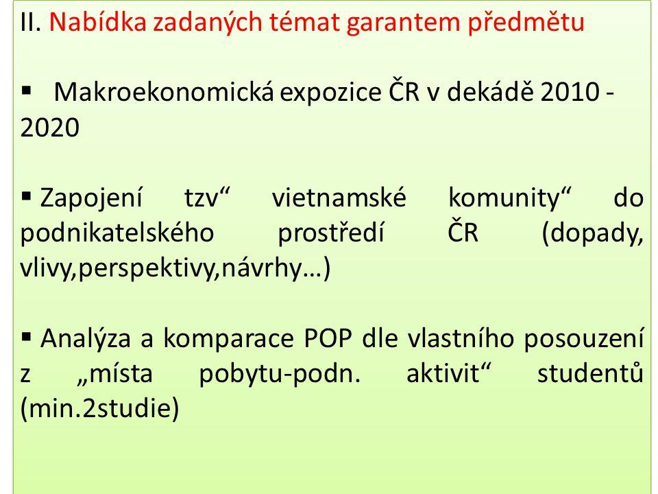 Ministři vlády spolu s premiérem iniciovali razantní změnu ve Strategii konkurenceschopnosti ČR 18.