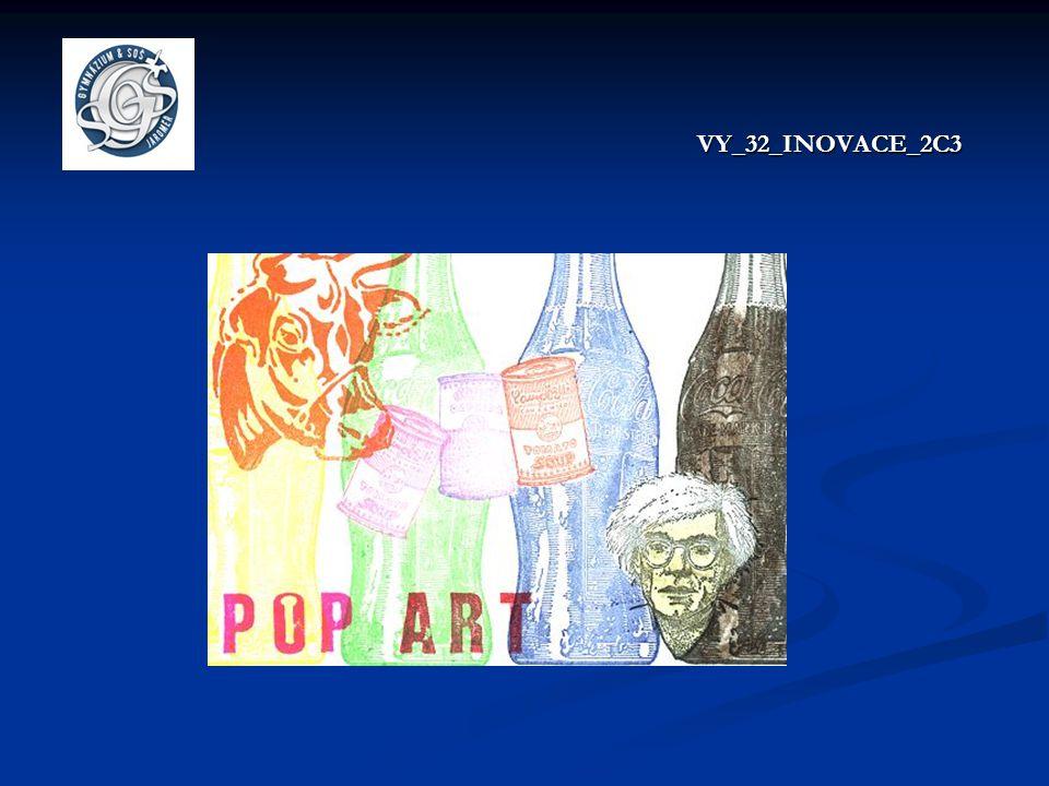 Co je pop art.