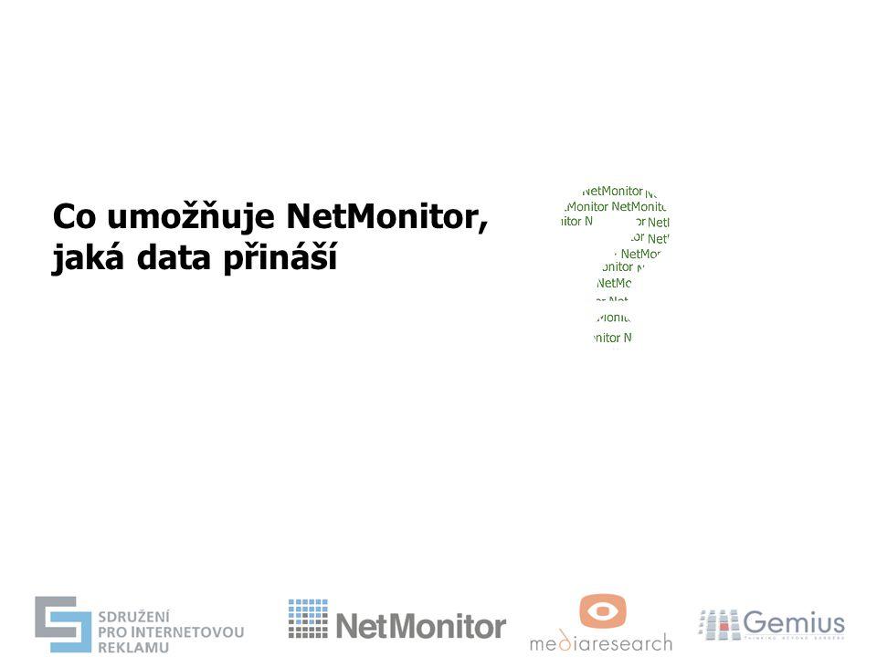 Průměrný uživatel českého internetu 53% muž 25% ve věku 20-29 let 36% SŠ vzdělání 50% svobodný 55% v pracovním poměru 24% nár.