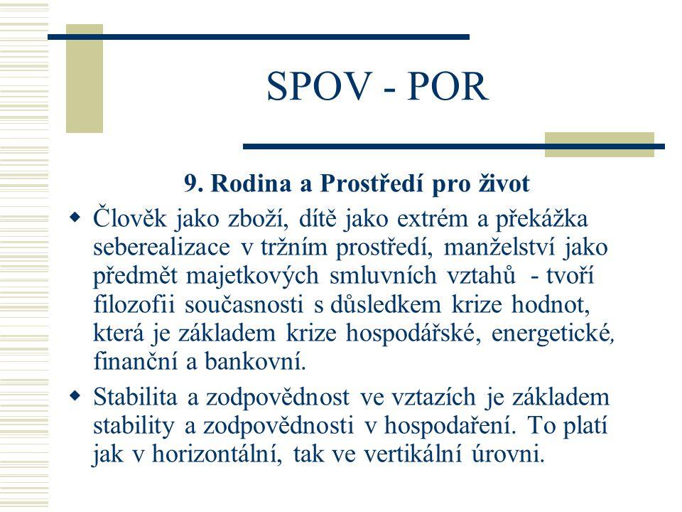 SPOV - POR 9.