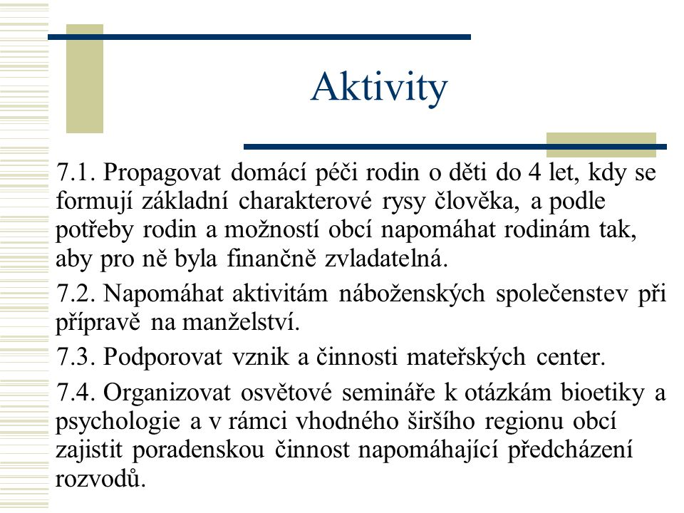 Aktivity 7.1.