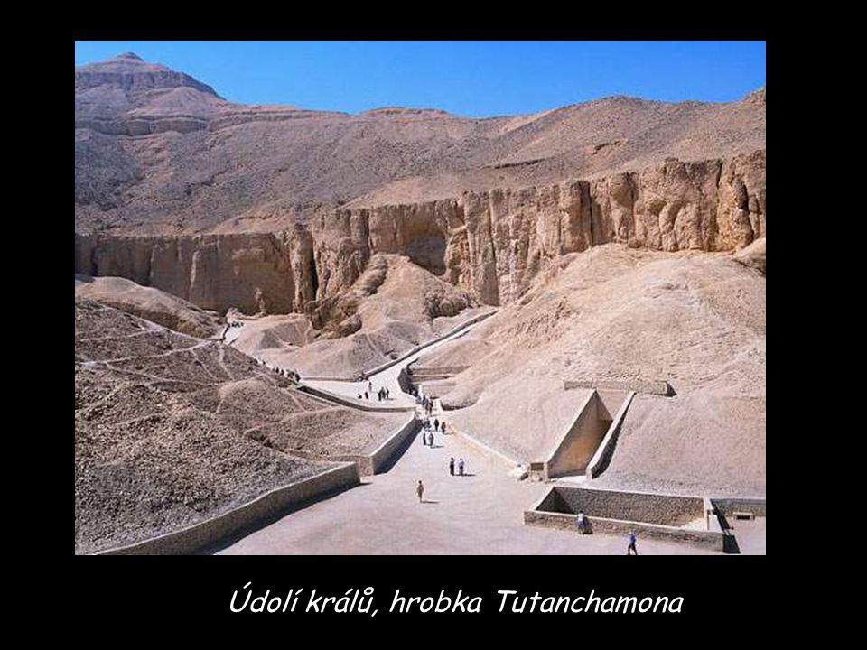 Údolí králů, hrobka Tutanchamona