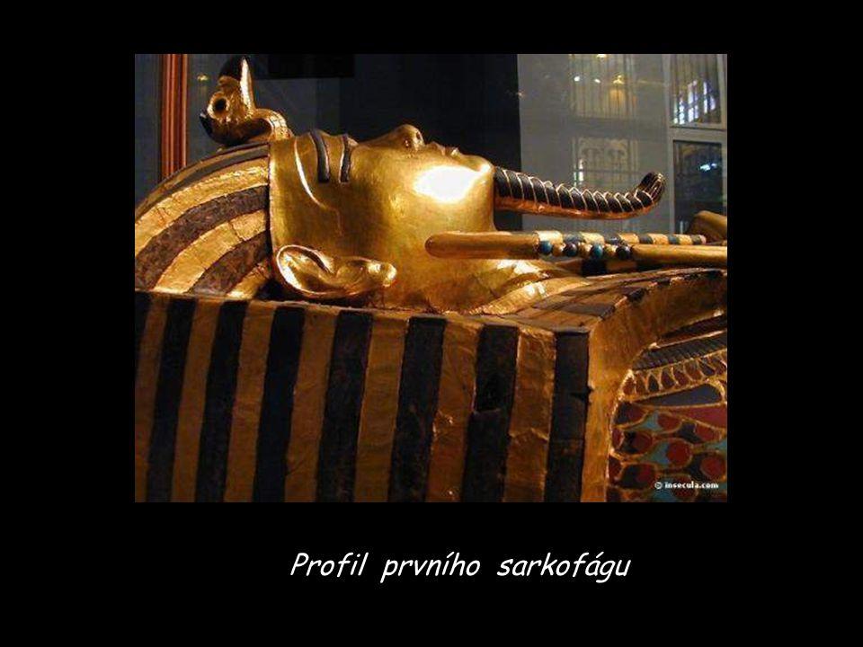 Profil prvního sarkofágu