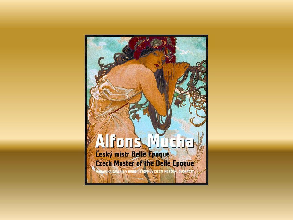 Z brněnské výstavy Alfonse Muchy (2009)