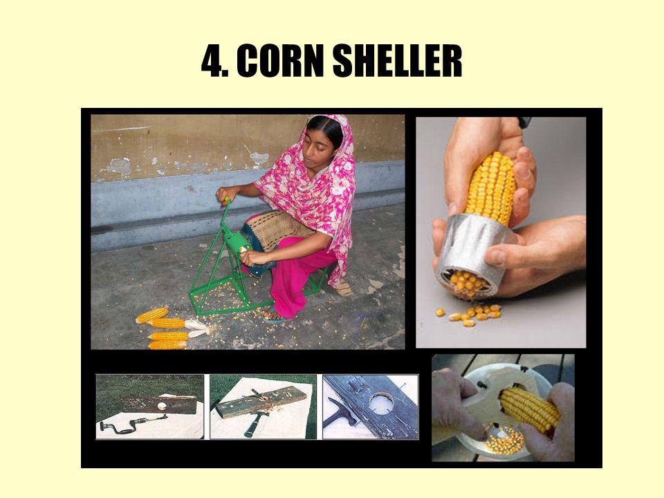 4. CORN SHELLER