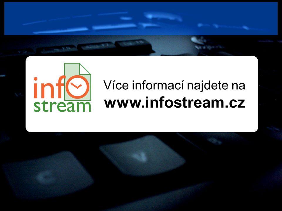  Q&A Více informací najdete na www.infostream.cz