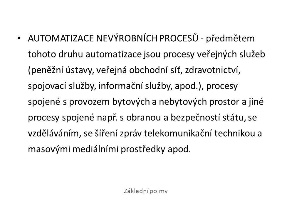 KYBERNETIKA - je věda, zabývající se obecnými zákonitostmi řízení.