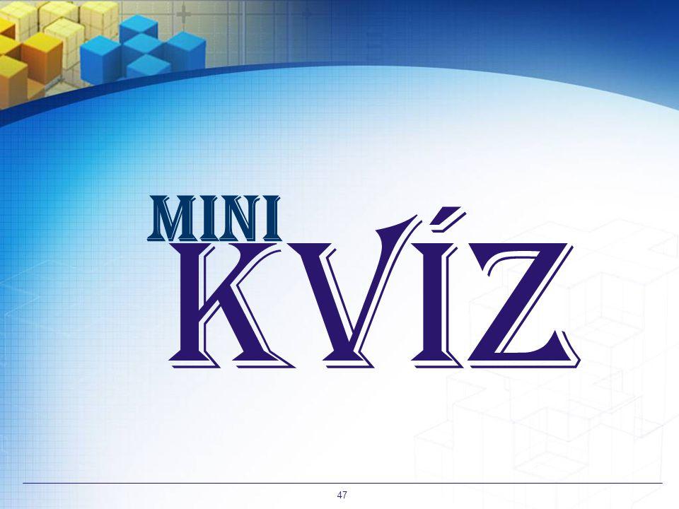 mini Kvíz 47