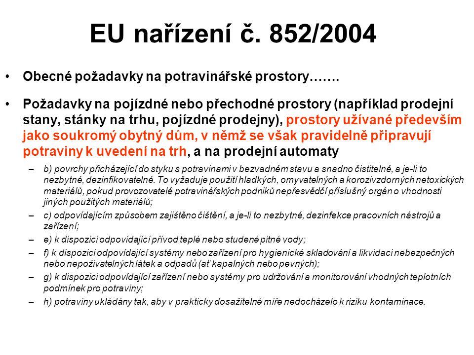 EU nařízení č.