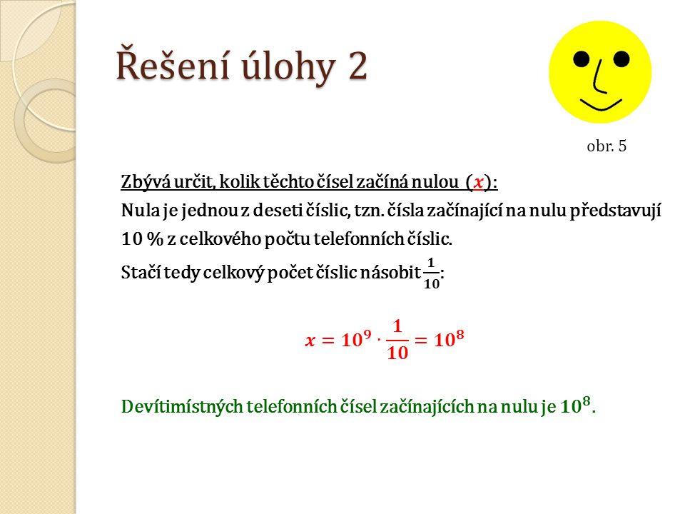 Řešení úlohy 2 obr. 5
